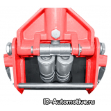 Домкрат подкатной гидравлический г/п 3000 кг RFJ3