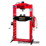 Пресс 50 т с ручным и пневматическим приводом RHP50A