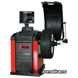 Балансировочный станок автоматический с ЖК монитором WBR240