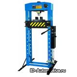 SD0824 пресс гаражный гидравлический на 30 тонн с ножным приводом