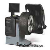 Балансировочный станок c LCD монитором, автомат. ввод параметров, вес колеса до 70 кг, Италия, CB1640