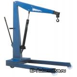 Кран гидравлический Werther W106 (OMA583) г/п 2000 кг
