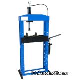 Пресс гидравлический напольный Werther PR20/PM (OMA654B) 20 т