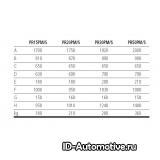 Пресс гидравлический напольный Werther PR30/PMS (OMA656S) 30 т
