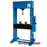 Пресс гидравлический напольный Werther PR50/PMS (OMA658S) 50 т