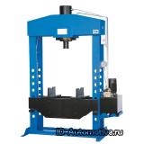 Пресс электрогидравлический Werther PRM100 (OMA 666) 100 т, серый
