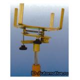Плата Werther W115 (OMA606.1) для трансмиссионной стойки , г/п 300 кг