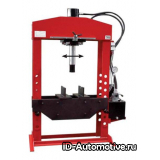Пресс Werther PRM150PM (OMA667B) электрогидравлический 150 т