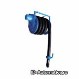 Катушка для вытяжки отработанных газов для использования со шлангом 100 мм, HR60-WH/100