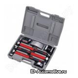 Инструмент кузовной, 3 молотка, 4 поддержки, D101008