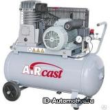 Компрессор с горизонтальным расположением Aircast CБ4/C-50.LH20-2.2