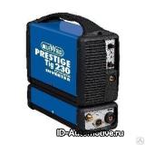 Инвертор аргонодуговой сварки BlueWeld Prestige TIG 230 DC HF/Lift, 852107