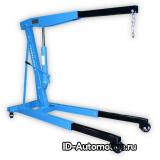 Гидравлический гаражный кран 3т C10601D
