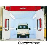 Камера для работы с легковыми автомобилями и внедорожниками СТ 8000 МВ