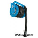 Катушка для вытяжки отработанных газов со шлангом 75 мм X 10 м, HR80-10/75