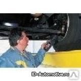 Стенд контроля состояния подвески и рулевого управления PMS3/X-PIT