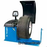 Балансировочный стенд для колес грузовых автомобилей GTL3.124HСD