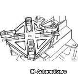 Аксессуары для шиномонтажных стендов DBU 26