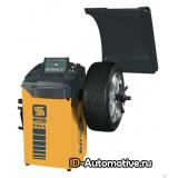 Стенд балансировочный для колес грузовых автомобилей Sice S62 E/только 220в