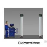 Компьютерный стенд сход-развал 3D Техновектор V 7204 H A
