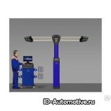 Компьютерный стенд сход-развал 3D Техновектор T 7204 T P