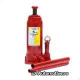 Гидравлический бутылочный домкрат на 5 т. Torin T90504