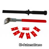 Набор скребков для удаления наклеек, E105242